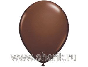 "Q 05"" Фэшн Chocolate Brown Ассорти из шаров"